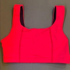 Red Karma sports bra